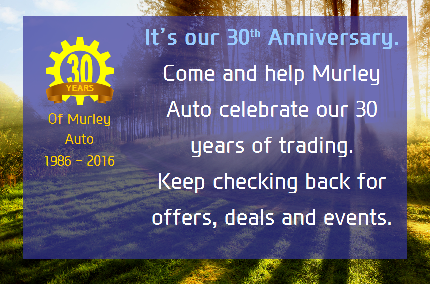 16 auto home page anniversary banner